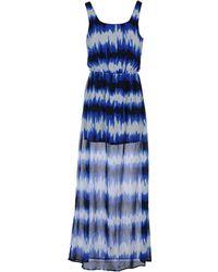Pepe Jeans - Long Dress - Lyst