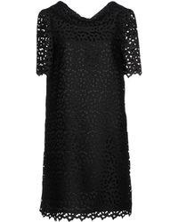 Boutique Moschino - Short Dress - Lyst