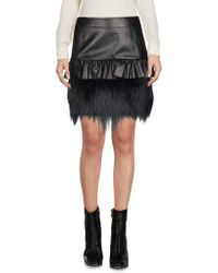 DROMe - Mini Skirt - Lyst