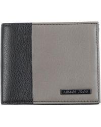 Armani Jeans - Wallets - Lyst