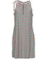 Verdissima - Short Dress - Lyst