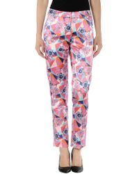 Manoush - Casual Trousers - Lyst