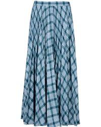 ANOUKI - 3/4 Length Skirt - Lyst