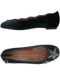Lola Cruz - Ballet Flats - Lyst