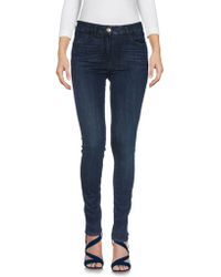 3x1 - Denim Trousers - Lyst