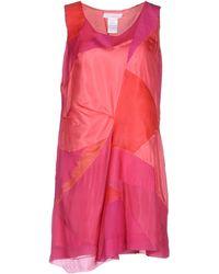 Chloé - Short Dresses - Lyst