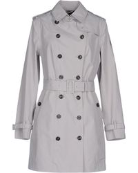 Save The Duck - Overcoats - Lyst