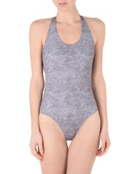 Beth Richards - One-piece Swimsuit - Lyst