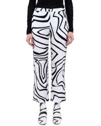 Emilio Pucci - Casual Pants - Lyst