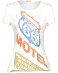 John Galliano - T-shirt - Lyst