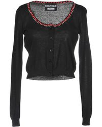 Boutique Moschino - Wrap Cardigans - Lyst