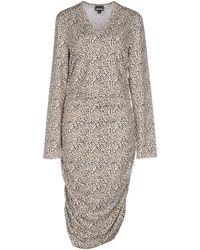 Just Cavalli - Knee-length Dress - Lyst