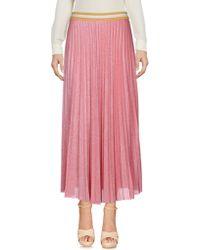 Nolita - 3/4 Length Skirts - Lyst