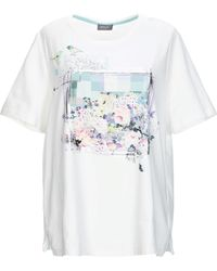 9277656f948944 Women's Basler T-shirts On Sale - Lyst