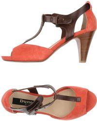 Dune Black - Sandals - Lyst