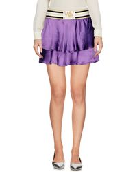 Who*s Who - Mini Skirts - Lyst