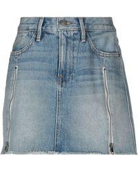FRAME Denim Skirt