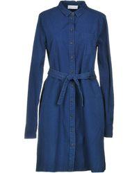 Aglini - Short Dresses - Lyst