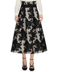 Camilla Milano - 3/4 Length Skirts - Lyst