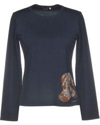 Cruciani - T-shirt - Lyst