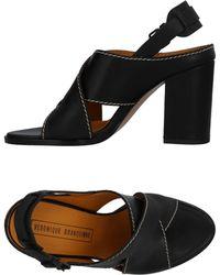 Veronique Branquinho - Sandals - Lyst