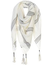 By Malene Birger - Square Scarf - Lyst