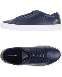 Lacoste - Low-tops & Sneakers - Lyst