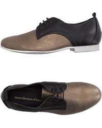 Manufacture D'essai - Lace-up Shoe - Lyst