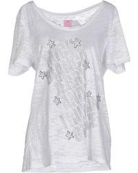 E.vil - T-shirt - Lyst
