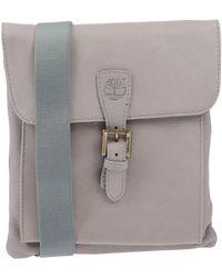 b25e26e92c0 Timberland Cross-body Bag in Blue for Men - Lyst