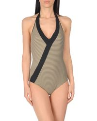 Pierre Mantoux - One-piece Swimsuits - Lyst