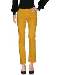 Roy Rogers | Casual Trousers | Lyst