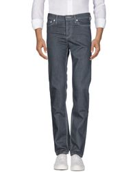 Band of Outsiders   Denim Trousers   Lyst