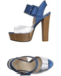 Wo Milano - Sandals - Lyst