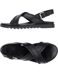 Diesel Black Gold - Sandals - Lyst