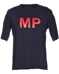 Mp Massimo Piombo - Sweatshirt - Lyst