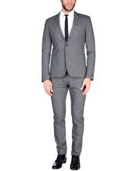 Les Hommes - Suits - Lyst