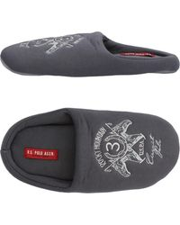 U.S. POLO ASSN. - Slippers - Lyst