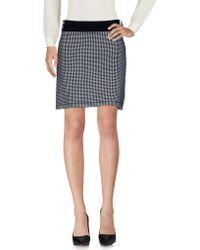 Allude - Knee Length Skirt - Lyst