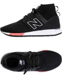 New Balance - Sneakers & Tennis shoes alte - Lyst