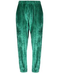 Forte Forte Casual Trouser - Green