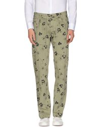 Macchia J - Casual Trousers - Lyst