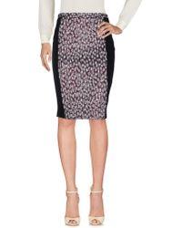 Fairly - Knee Length Skirt - Lyst