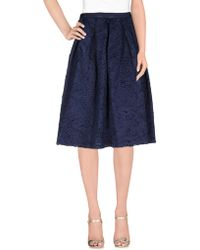 Darling - Knee Length Skirts - Lyst