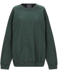 Erika Cavallini Semi Couture - Sweatshirt - Lyst