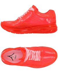 Low Sneakersamp; Tennisschuhe Rot Fessura In Lyst K1JlFc