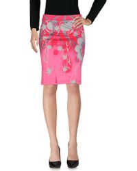 John Richmond | Knee Length Skirt | Lyst
