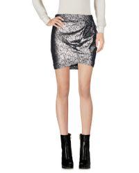 Pepe Jeans - Mini Skirt - Lyst