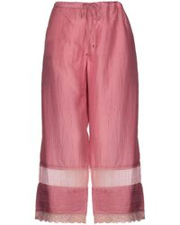 Péro 3/4-length Short - Pink