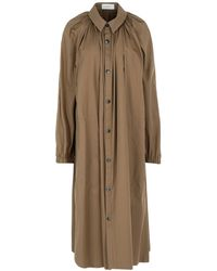 Lemaire - Overcoat - Lyst